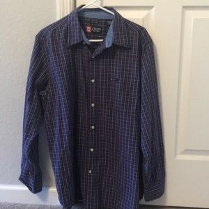 Chaps button down men's shirt